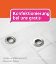 Konfektionierung Banner   BANNERKÖNIG