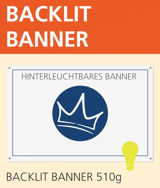 Backlit Banner   BANNERKÖNIG