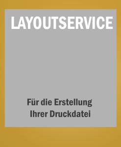 Layoutservice - BANNERKÖNIG