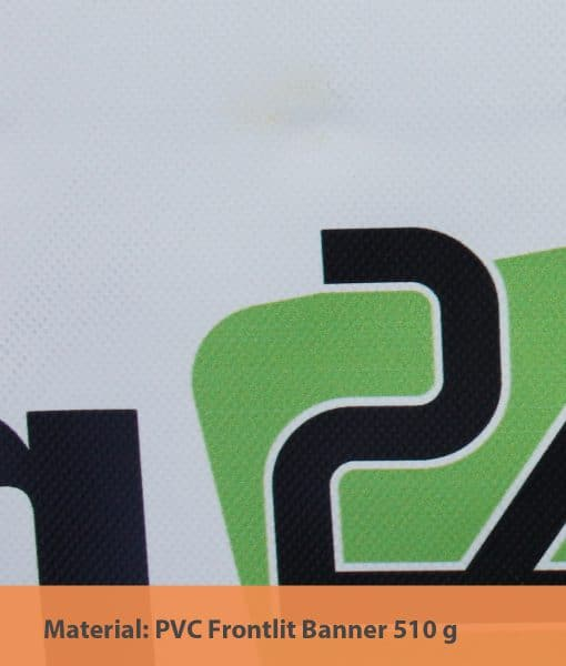 PVC Frontlit Banner 510g | BANNERKÖNIG