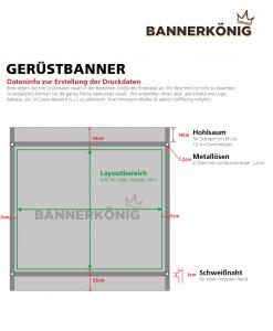 Dateninfo Gerüstbanner | BANNERKÖNIG