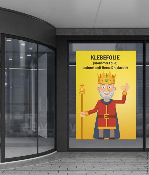 Monomer Folie | BANNERKÖNIG