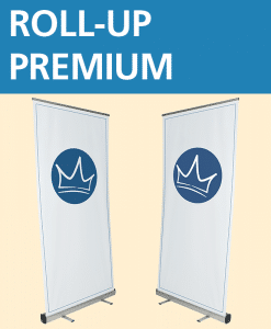 Roll-Up Premium | BANNERKÖNIG
