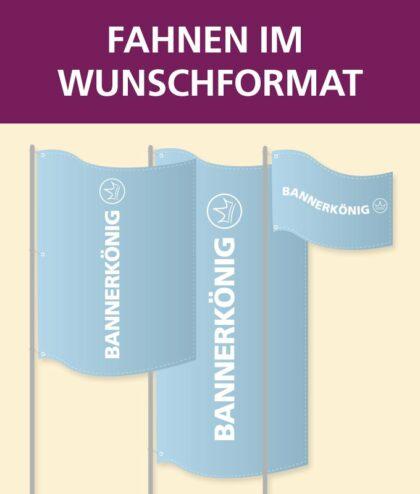Fahne im Wunschformat | BANNERKÖNIG