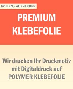 Polymer Klebefolie | BANNERKÖNIG