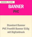PVC Frontlit Banner | BANNERKÖNIG
