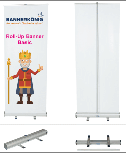 Roll-Up Basic | BANNERKÖNIG