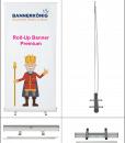 Roll-Up Banner Premium | BANNERKÖNIG