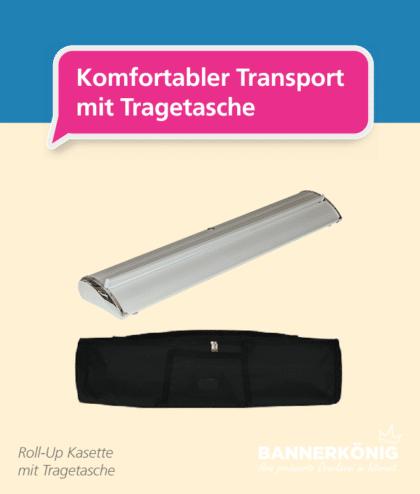 Roll-Up Exclusive – Tragetasche | BANNERKÖNIG