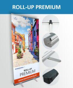 Roll-Up Premium | BANNERKÖNIG