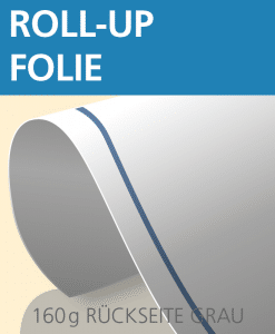 Roll-Up Folie | BANNERKÖNIG