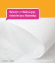 Gerüstbanner Mesh Material | BANNERKÖNIG