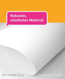 Gerüstbanner PVC Material | BANNERKÖNIG