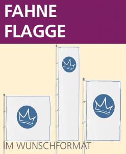 Fahne Wunschformat | BANNERKÖNIG