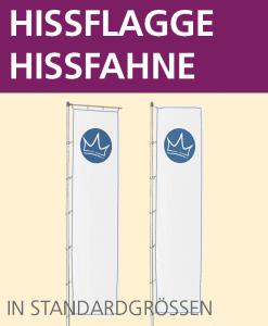 Hissflagge / Hissfahne | BANNERKÖNIG