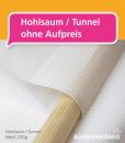 Gerüstbanner Mesh Wunschformat – Hohlsaum / Tunnel | BANNERKÖNIG
