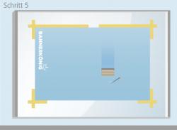 Trockenmethode - Schritt 5 | BANNERKÖNIG