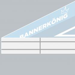 Banner befestigen - Bande | BANNERKÖNIG