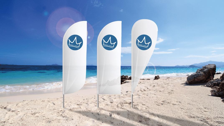 Willkommen an Bord, Beachflags! | BANNERKÖNIG