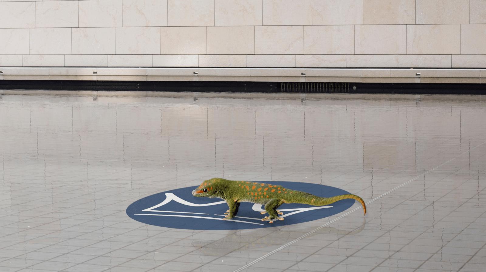 Adhäsions- und Fußbodenfolie | BANNERKÖNIG