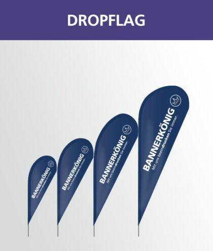 Dropflag | BANNERKÖNIG
