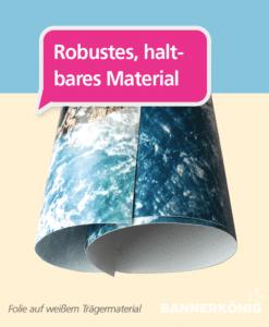 Transluzente Folie – Material | BANNERKÖNIG
