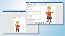 Druckdatei erstellen mit MS Word - Title | BANNERKÖNIG