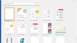 Druckdatei erstellen mit MS Word - 1a | BANNERKÖNIG