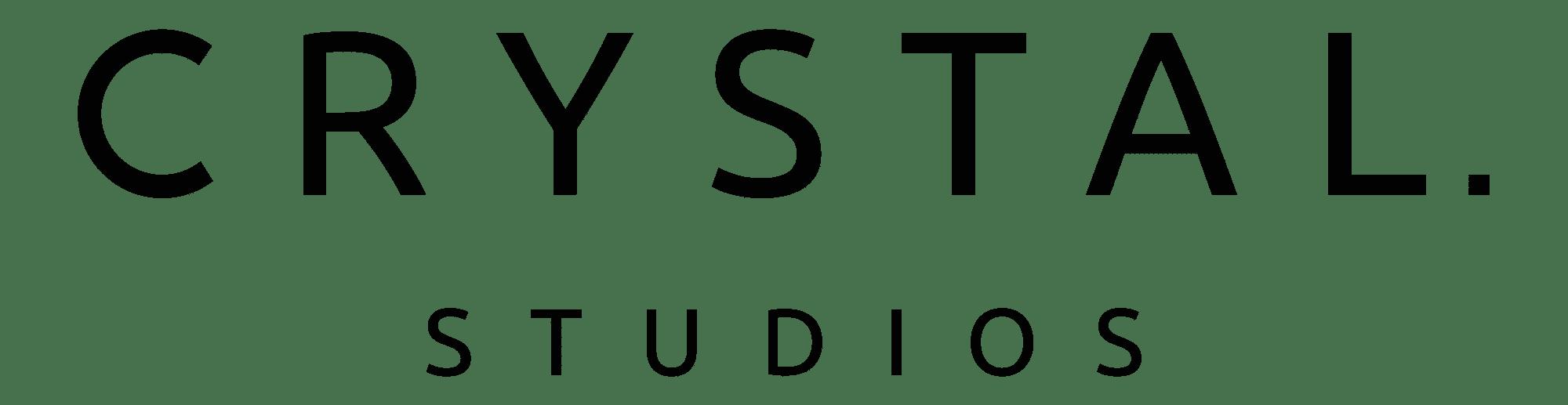 Logo Crystal Studios | Referenzen von BANNERKÖNIG