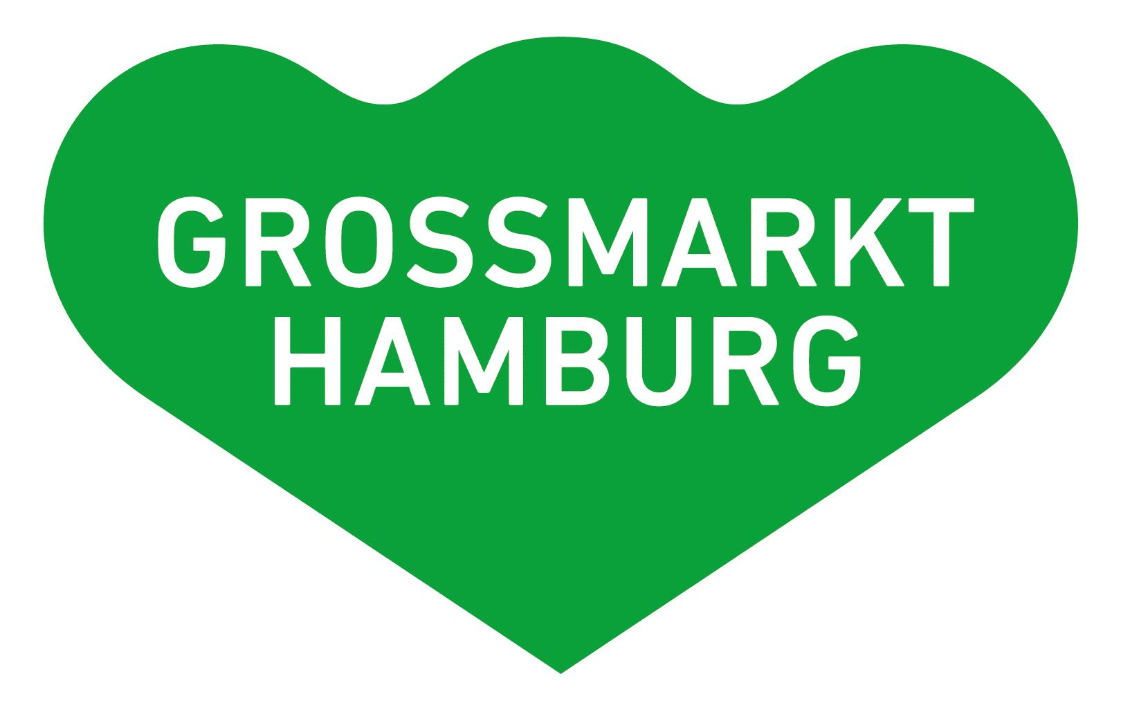 Logo Grossmarkt Hamburg | Referenzen von BANNERKÖNIG