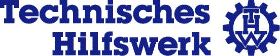 Logo THW Berlin | Referenzen von BANNERKÖNIG