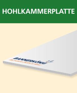 Hohlkammerplatte | BANNERKÖNIG
