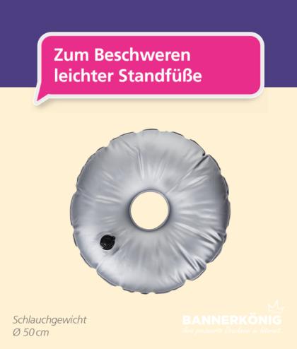 Beachflag-Zubehör – Schlauchgewicht | BANNERKÖNIG