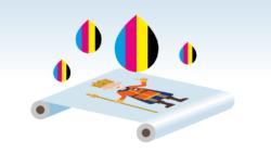 Digitaldruck im Farbraum CMYK | BANNERKÖNIG