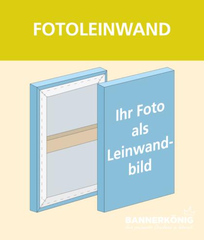 Fotoleinwand | BANNERKÖNIG