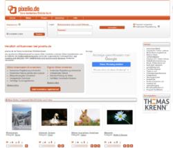 Gratisbilder finden auf Pixelio | BANNERKÖNIG