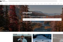 Gratisbilder finden auf Unsplash | BANNERKÖNIG