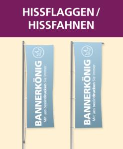 Hissflagge/Hissfahne | BANNERKÖNIG