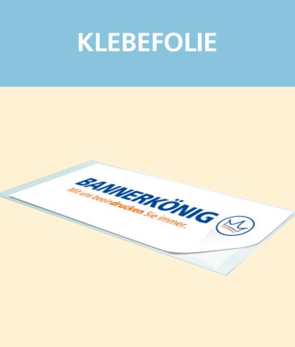 Klebefolie | BANNERKÖNIG