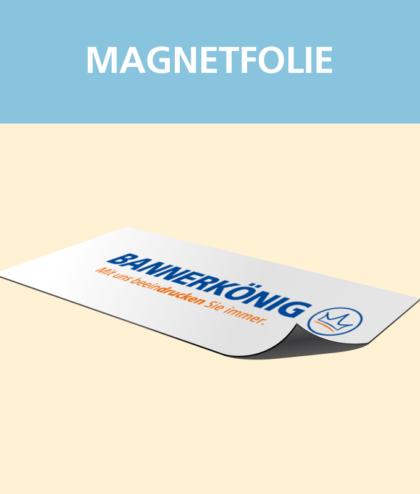 Magnetfolie | BANNERKÖNIG