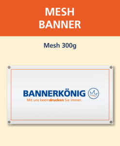 Mesh Banner | BANNERKÖNIG
