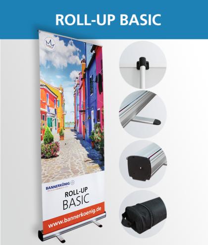 Roll-Up Basic | BANNERKÖNIG