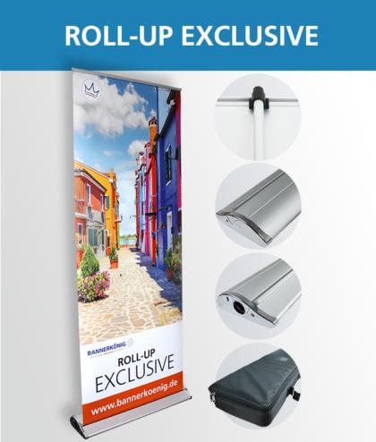 Roll-Up Exclusive | BANNERKÖNIG