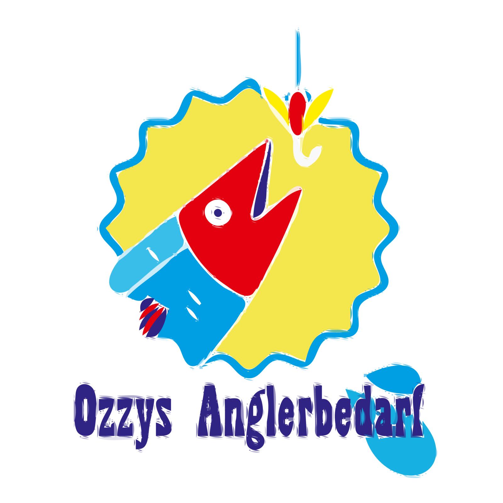 Logo Ozzys Anglerbedarf - Autotracer, normal | BANNERKÖNIG
