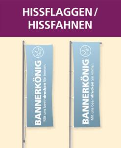 Hissflaggen / Hissfahnen