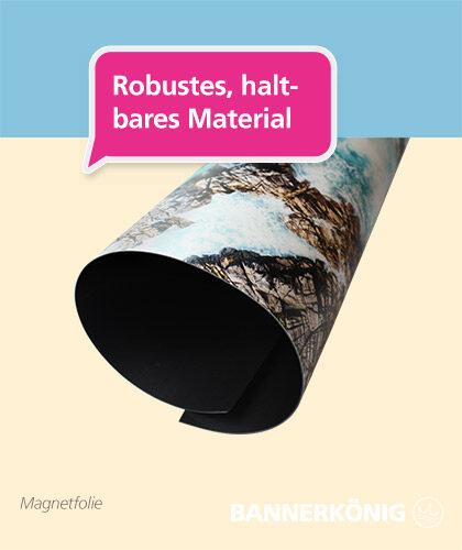 Magnetfolie – Material