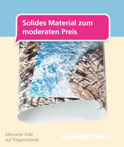 Monomer Folie – Material