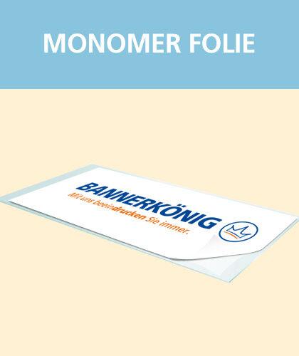 Monomer Folie