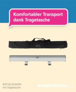 Roll-Up Basic – Tragetasche