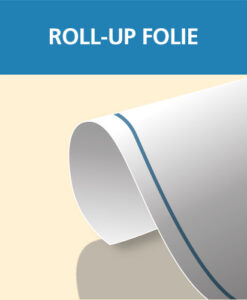 Roll-Up Folie